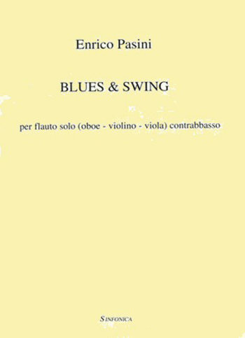 Enrico Pasini: BLUES & SWING
