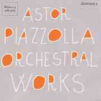Concordia Chamber Orchestra<!-- Astor Piazzolla -->: Astor Piazzolla