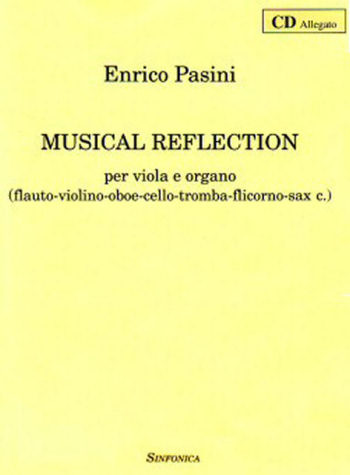 Enrico Pasini: MUSICAL REFLECTIONS + CD