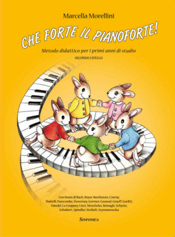 Marcella Morellini: Che forte il pianoforte! (second level)