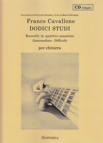 Franco Cavallone: DODICI STUDI (intermediate - difficult)