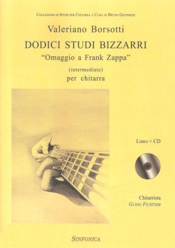 Valeriano Borsotti: DODICI STUDI BIZZARRI (Intermediate)
