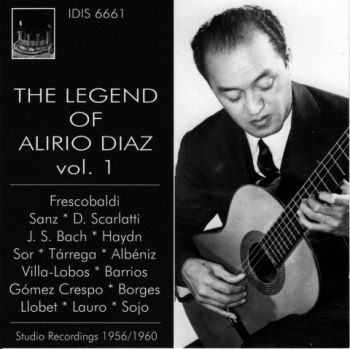 Alirio Diaz: The Legend of Alirio Diaz vol. 1