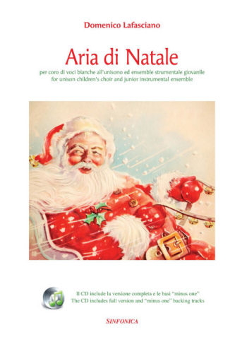 Domenico Lafasciano: Christmas Air
