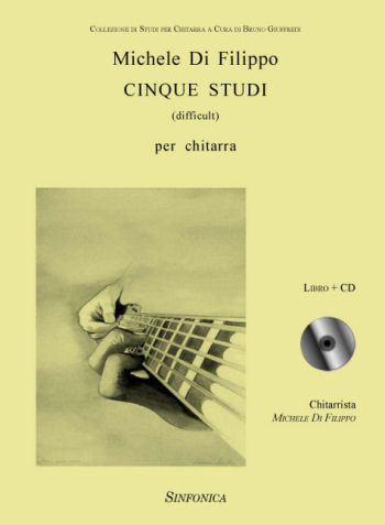Michele Di Filippo: CINQUE STUDI (difficult) + CD