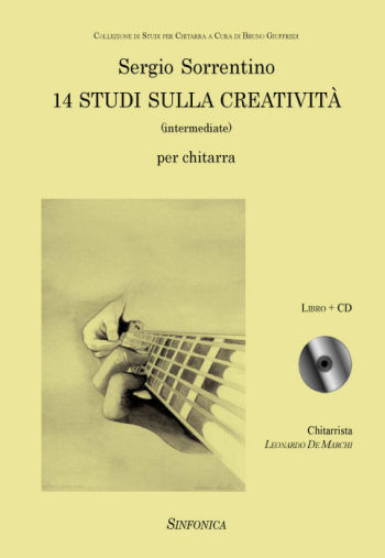 Sergio Sorrentino<!--Leonardo De Marchi-->: 14 STUDIES ON CREATIVITY