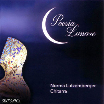 Norma Lutzemberger: POESIA LUNARE