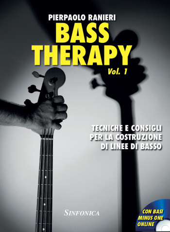 Pierpaolo Ranieri: BASS THERAPY + CD