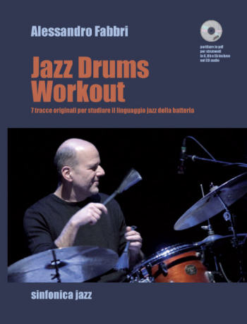 Alessandro Fabbri: JAZZ DRUMS WORKOUT