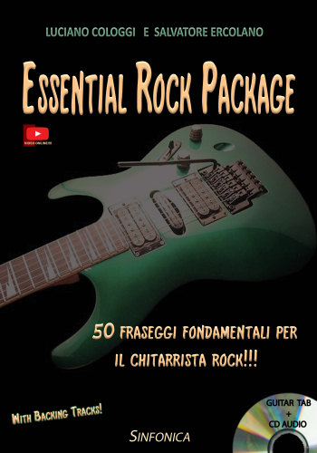 Luciano Cologgi: ESSENTIAL ROCK PACKAGE