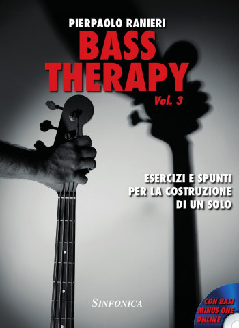 Pierpaolo Ranieri: BASS THERAPY - Vol. 3