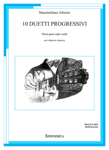 Massimiliano Alloisio: 10 PROGRESSIVE DUETS