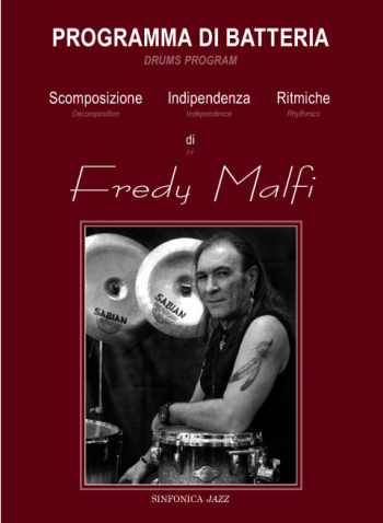 Fredy Malfi: DRUMS PROGRAM